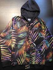 NEFF Technical Snow Outerwear Custom Goods Hammer Shredder Palms Hoodie Jacket