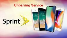 USA Sprint iPhone All Models (SPCS: YES) - Unbarring Service (5min-2hr)