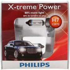 Philips H7 X-Treme Power Replacement Bulb (Pack of 2)