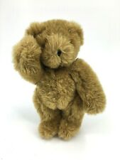"Plush Vermont Teddy Bear Company 10"" Jointed Stuffed Bear"