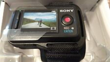 Sony RM-LVR2 Live View Remote for Action Cameras NFC Wi-Fi Wireless (Black)