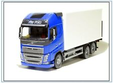 89114 VOLVO FH16 GL 3-achs Kofferfahrzeug, blau/weiß,EMEK 1:25,NEU&