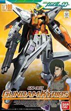 [FROM JAPAN]1/100 Mobile Suit Gundam 00 Gundam Kyrios Plastic Model Bandai