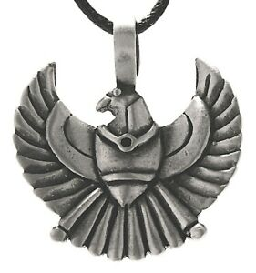 Anhänger Isis Ägypten Osiris Horus Mythologie Magie aus Zinn Nr.131