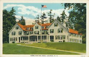 LACONIA NH - Home For The Aged