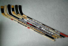 DENIS SAVARD - HOF BLACKHAWKS - Game Used, AUTOG. Hockey Stick w/COA - 473 GOALS