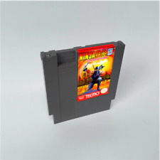 Ninja Gaiden 3 III 72 pins 8 bit game card cartridge for NES Nintendo