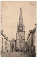 CPA 56 - CARNAC (Morbihan) - 2095. Le Clocher de l'Eglise Saint-Cornely
