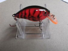 Custom Painted Rapala Wood DT-4,DT-4,#209,East Texas Craw
