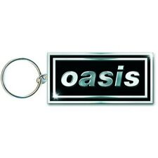 OASIS metal keyring NEW/SEALED