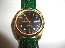 Russische Herren Armbanduhr Uhr CITCO Automatik 25 Steine CCCR USSR Waterresista