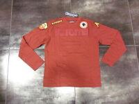 5098 S TG ROMA KAPPA CAMISETA HÉROES m/l camiseta SHIRT JERSEY LS