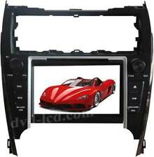"2012-2014 Toyota Camry navigation Car DVD GPS player Radio TV for U.S model 8""HD"