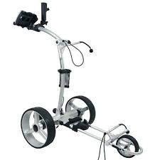 NEW NovaCaddy Electric Remote Control Golf Trolleys Carts X9RD, 12V35A, 36 Holes