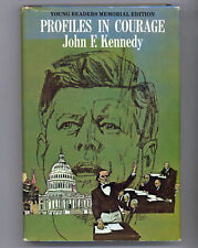 "Rare Edition  ~  ""PROFILES IN COURAGE: YOUNG READERS MEMORIAL EDITION, Abridged"""