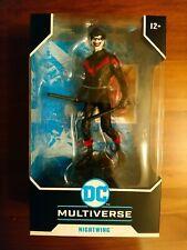 DC Multiverse Nightwing Joker Death Of The Family McFarlane 2021