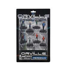 The Orville Heroclix 8-figure Starter Set by WizKids Wzk73601