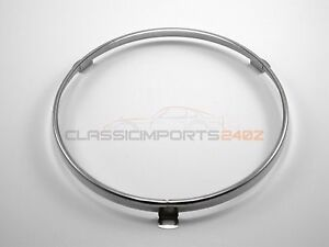 "7"" Headlight Headlamp Ring Retainer for Ford Bronco Thunderbird Maverick Falcon"