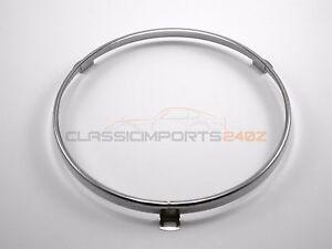 "7"" Headlight Headlamp Ring Retainer for Ford Bronco Thunderbird Maverick Falcon"