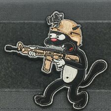 Tactical Outfitters - Operator Scratchy Morale Patch - and itchy the simpsons