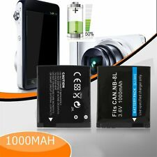 Rechargeable Camera Battery 1000mah For Canon A3000 A3100 For NB-8L QR