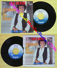 LP 45 7'' LEO SAYER Thunder in my heart Get the girl 1977 italy no cd mc dvd *