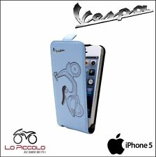 COVER CUSTODIA FLIP-UP ORIGINALE VESPA VINTAGE CON STAMPA VESPA 946 PER IPHONE 5