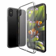 For Apple IPHONE X 10 (5.8) Case Bumper Clear Transparent TPU Case