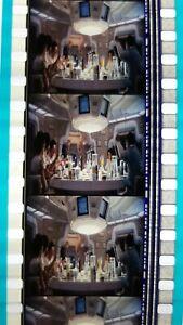Alien. 1 strip of 5 film cells 35mm. Pk HS HS 070 RARE STRIP