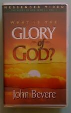 john bevere  WHAT IS THE GLORY OF GOD ? vol 1  VHS VIDEOTAPE