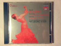 SIR GEORG SOLTI Ravel: Bolero - Stravinsky: Le sacre du printemps Debussy cd