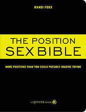 Position Sex Bible by Randi Foxx (Paperback, 2008)