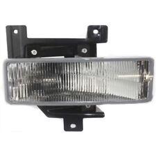 For F-150 97-98, Passenger Side Fog Light, Clear Lens, Plastic Lens
