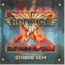 Bonfire - Strike Ten [New CD]
