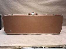 Browning Traditional Airways Case Shotgun Gun Hard Case Brown/Tan no Key nice