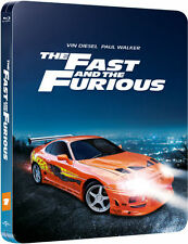 Fast and Furious Limited Edition Steelbook Blu-ray UK Exclusive NEW SEALED