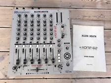 Allen & Heath Xone 62 club Mixer - 6 Channels