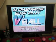 V'BALL - BEACH VOLLEY - US CHAMPIONSHIP - TECHNOS - Jamma PCB for Arcade Game