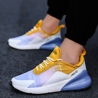 Men's Air 270 Sneaker Casual Sport Running Shoes Fashion Breathable Gym Athletic