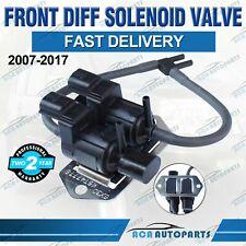 For MITSUBISHI 2007+ FRONT DIFF SOLENOID VALVE Pajero Triton Freewheel Control