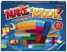 Ravensburger Familienspiel Bauspiel Make 'n' Break 26750
