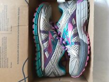 Brooks GTS 17 Adrenaline Running Shoes Trainers Gym size 4 REDUCED