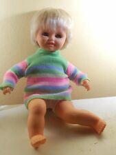 Rara e Introvabile Pupola Sebino Bambola Doll Poupee Puppen Vintage Antico leggi