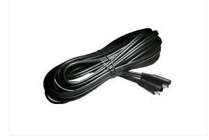 NEW 25ft  Cable  Extension Cord 25 ft Fits Deltran Battery Tender Junior & Bank