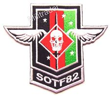 USMC Special Operations Task Force 82 Patch (MARSOC)
