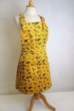 Strappy Mini Dresses Retro