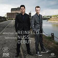 Konstantin Reinfeld; Benyamin Nuss - Debut: Works By Bach, Korzynski, Nuss [CD]