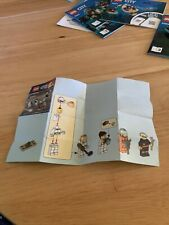 Mars Exploration Minifigure Pack Instructions Only - Lego 40345