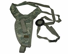 ACU Camo RIght Hand Vertical Shoulder Holster Hunting BB Airsoft Pistol Gun 201A