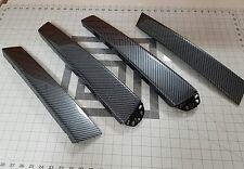 Audi Custom OEM B5 A4 S4 RS4 Avant wagon B & C Pillar Trim-  Carbon Fiber